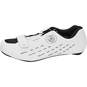 Shimano SH-RP5 Racing Bike Shoes white